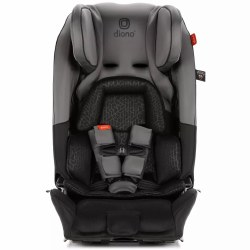 Diono -  Radian 3RXT All-In-One Convertible Car Seat - Gray Dark