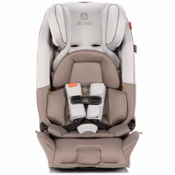 Diono -  Radian 3RXT All-In-One Convertible Car Seat - Gray Oyster