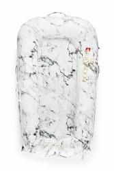 DockATot - Deluxe Plus Dock Carrara Marble