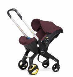 Doona - Infant Car Seat/Stroller - Cherry/Burgundy