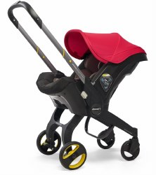 Doona - Infant Car Seat/Stroller - Flame Red