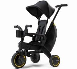 Doona - Liki Foldable Trike S5 - Just Black *Pre-Order for Summer 2020*