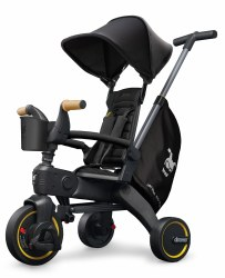Doona - Liki Foldable Trike S5 - Nitro Black