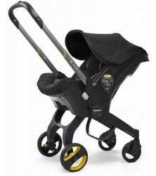 Doona - Infant Car Seat/Stroller - Nitro Black