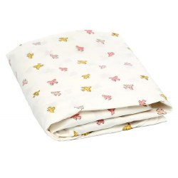 Dwell Studios - Crib Fitted Sheet - Swallow *Open Box*