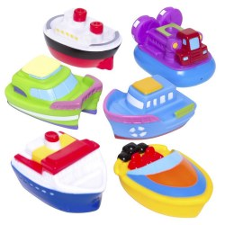 Elegant Baby -  Bath Squirts - Boat Party
