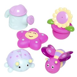 Elegant Baby -  Bath Squirts - Spring Party