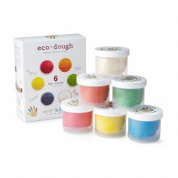 Eco-Kids - Eco-Dough 6-Pack