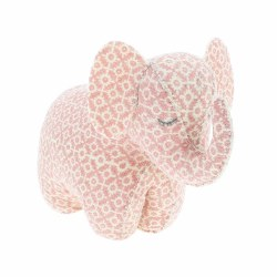 N L - Bookend - Pink Elephant