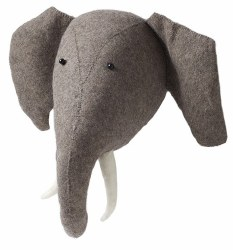 N L - Animal Head - Elephant