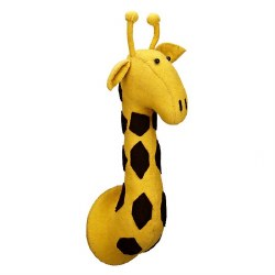 N L - Animal Head - Giraffe