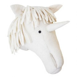 N L - Animal Head - Unicorn