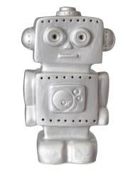 New IQ - LED Lamp - Robot Silver