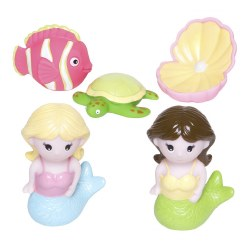 Elegant Baby -  Bath Squirts - Mermaid Party