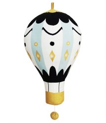 Elodie Details -  Musical Mobilel Large -  Moon Ballon
