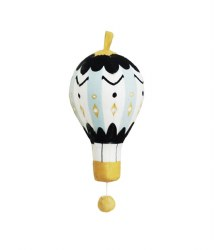Elodie Details -  Musical Mobile Small - Moon Ballon