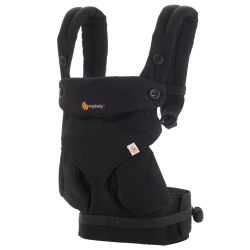 Ergobaby - 360 All Position Carrier -  Pure Black