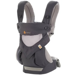 Ergobaby - 360 All Position Carrier -  Cool Air Carbon Air