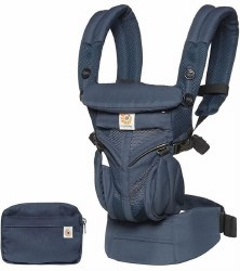Ergobaby - Omni 360 All-In-One Position Carrier - Cool Air - Midnight Blue