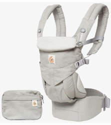 Ergobaby - Omni 360 All-In-One Position Carrier - Pearl Grey