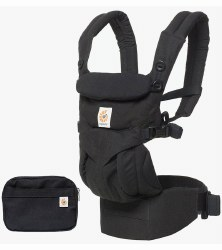 Ergobaby - Omni 360 All-In-One Position Carrier - Pure Black