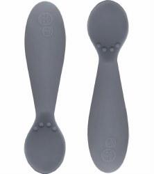 EzPz - 2-Pack Tiny Spoon Grey
