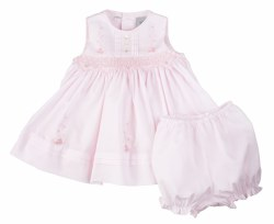 N L - Sleeveless Dress with Diaper Cover