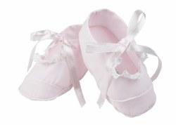 N L - Booties Pink
