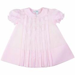 N L - Newborn Midgie Dress - Pink 3M