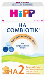 Hipp - Hypoallergenic (HA) Stage 2 Combiotic Follow-On Infant Milk Formula - German Version *Backorder*