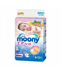 Moony - Moony Diapers NB