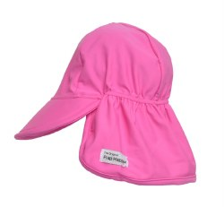 Flap Happy - UPF 50+ Swim Flap Hat - Azalea Small