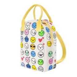 Fluf Textiles - Lil B Backpack - Emoji