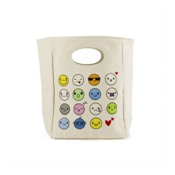 Fluf Textiles - Lunch Bag - Emoji