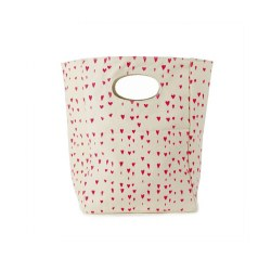Fluf Textiles - Lunch Bag - Hearts