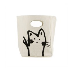 Fluf Textiles - Lunch Bag - Cat