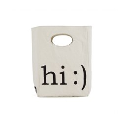 Fluf Textiles - Lunch Bag - Hi