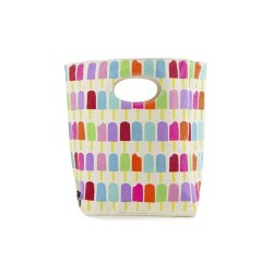 Fluf Textiles - Lunch Bag - Popsicle