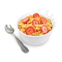 Fred & Friends - Split Cereal Bowl