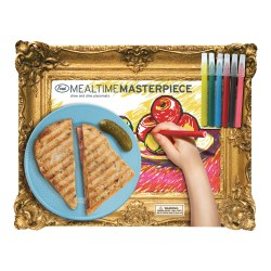 Fred & Friends - Master Piece Eating Mat