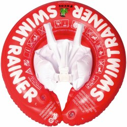 Freds  - Swimtrainer Classic Red 3M-4Y