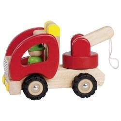 Goki - Wooden Vehicle - Breakdown Lorry