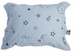 Gootoosh - Pillow Case - Stars Blue