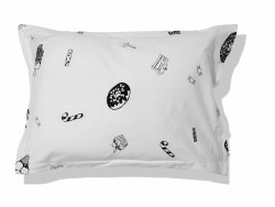 Gootoosh - Pillow Case - Sweets White