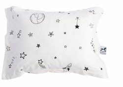 Gootoosh - Pillow Case - Stars White