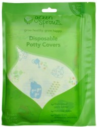 Green Sprouts -  Disposable Potty Cover