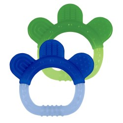 Green Sprouts -  Paw Teether Blue/Green