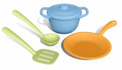 Green Toys - Chef Set Toy