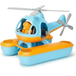 Green Toys - Sea Copter - Blue