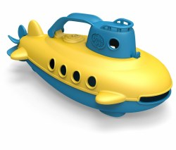 Green Toys - Submarine - Blue Handle